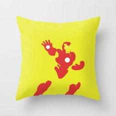 Man-Made Machines Throw Pillow
