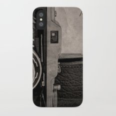 Photography Slim Case iPhone X
