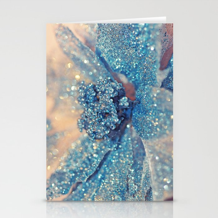 Her Winter... Stationery Cards