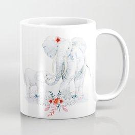 Mother's Day (Mother and Baby Elephants) Coffee Mug