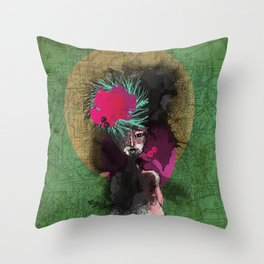 For The Last Time Throw Pillow