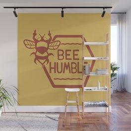 BEE HUMBLE Wall Mural