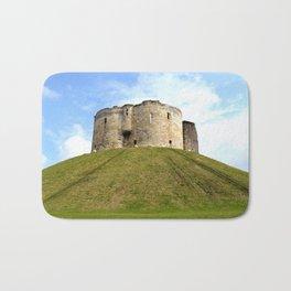 Clifford's Tower - York Bath Mat