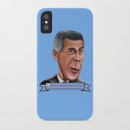 Óscar Wáshington Tabárez World Cup 2014 iPhone Case
