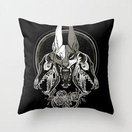 Malediction Throw Pillow