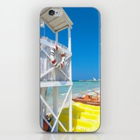 italy iPhone & iPod Skins featuring Italy by Sébastien BOUVIER