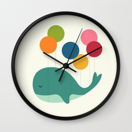 Dream Walker Wall Clock