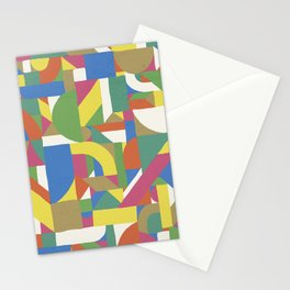 Letter i Stationery Cards