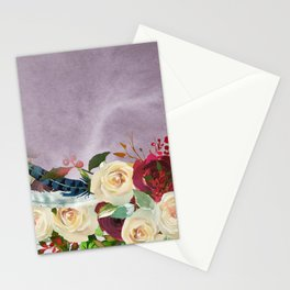 Flowers bouquet 82 Stationery Cards