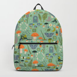 Fairy Garden Backpack