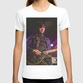 Ronny Moorings of Clan of Xymox T-shirt
