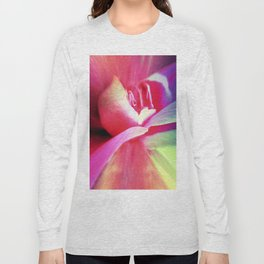 Abstract Delight Long Sleeve T-shirt