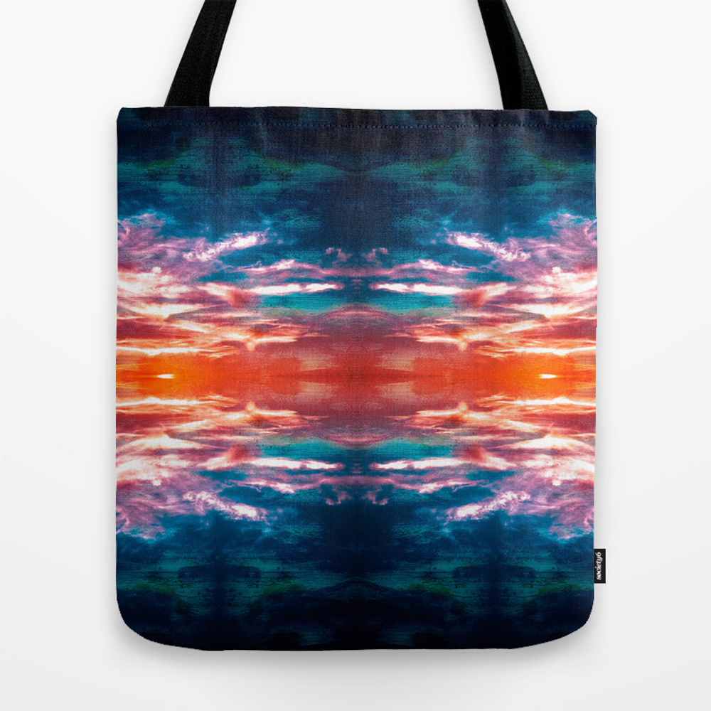 Project 60.37 - Abstract Photo-montage Tote Purse by R_sp_c (TBG9665117) photo