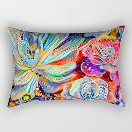 Escheveria Delight Rectangular Pillow