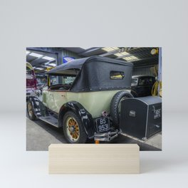 Six Cylinder Sedan Mini Art Print