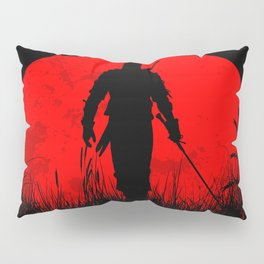 Geralt of Rivia - The Witcher Pillow Sham