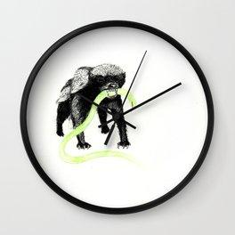Honeybadger Wall Clock