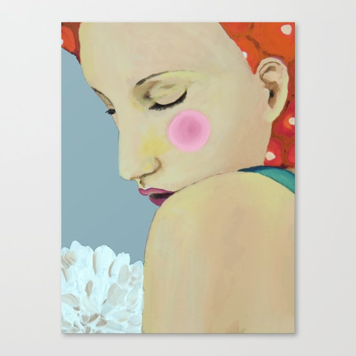inner self Canvas Print