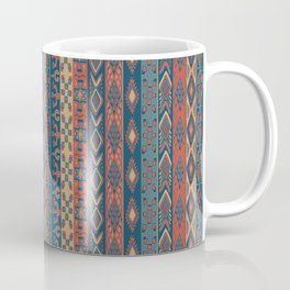 Navajo Geometric Pattern Coffee Mug