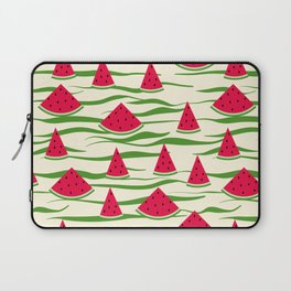 Juicy slices of watermelon Laptop Sleeve