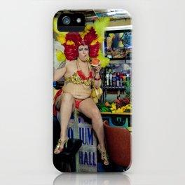 BeBe McQueen!  iPhone Case