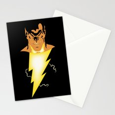 Black Adam Stationery Cards