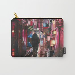 Red Light Carry-All Pouch