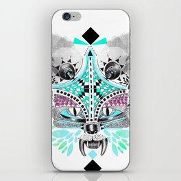 Undefined creature iPhone Skin