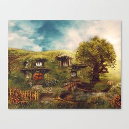 It's Good to be Home Canvas Print