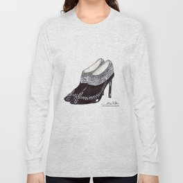Manolos so French  Long Sleeve T-shirt