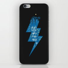 Thunder City iPhone & iPod Skin