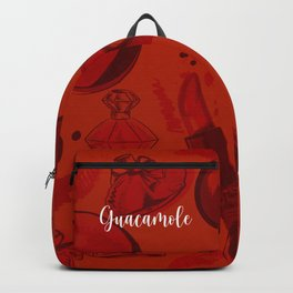 FASHION STYLE RED Backpack