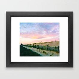 Lavallette  Framed Art Print