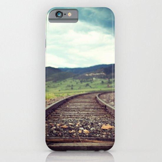 Travel Alone iPhone & iPod Case