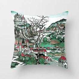 Portugalia Throw Pillow