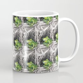 Frog - Just Hangin' Out Coffee Mug