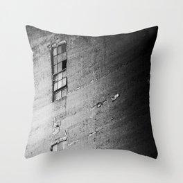static disturbance Throw Pillow