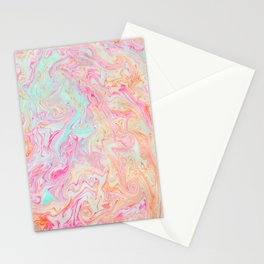 Tutti Frutti Marble Stationery Cards
