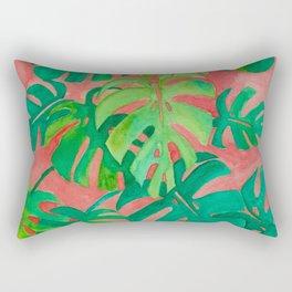 Jungle Bush Rectangular Pillow
