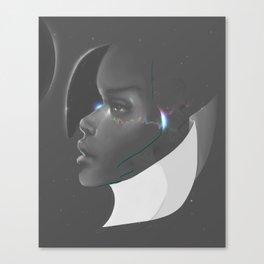Gazing Upon Infinite Canvas Print