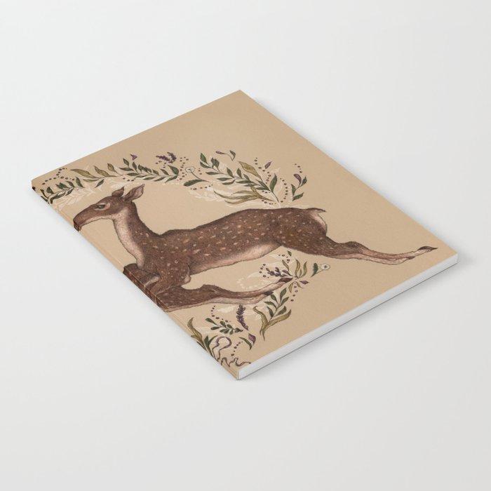 Jumping Deer Notebook