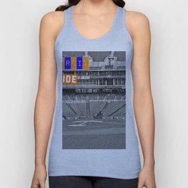 Baseball Pride Unisex Tank Top