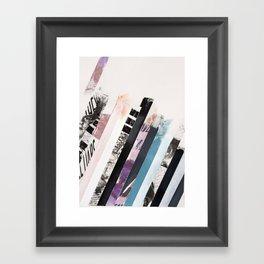 STRIPES 22 Framed Art Print