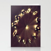 chocolate Stationery Cards featuring Chocolate by Irène Sneddon
