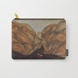 Hibernating Society Carry-All Pouch