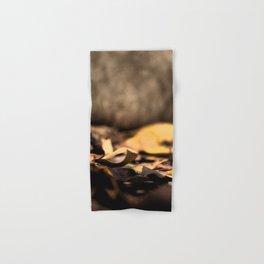 Autumn 01 Hand & Bath Towel
