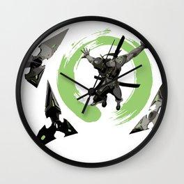 Genga Wall Clock