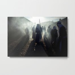 Easter Holy Week Metal Print