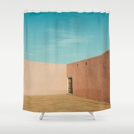 Welcome to Rajasthan Shower Curtain