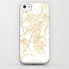 YEREVAN ARMENIA CITY STREET MAP ART Slim Case iPhone 5c